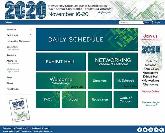 Conference Platform Preview