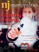 February 2020 NJ Municipalities magazine cover