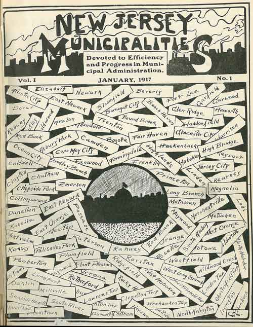 New Jersey Municipalities Magazine