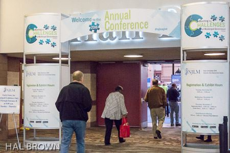 Annual Conference Entrance Banner