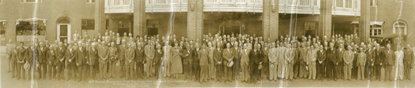 Annual Conference Group Picture 1932