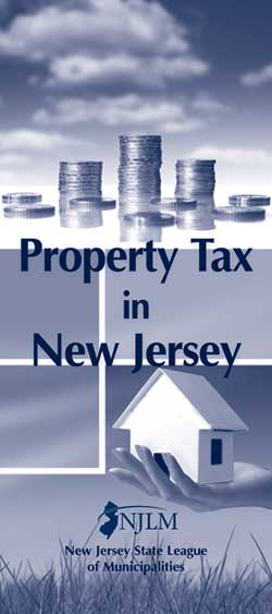 Property Tax in New Jersey cover