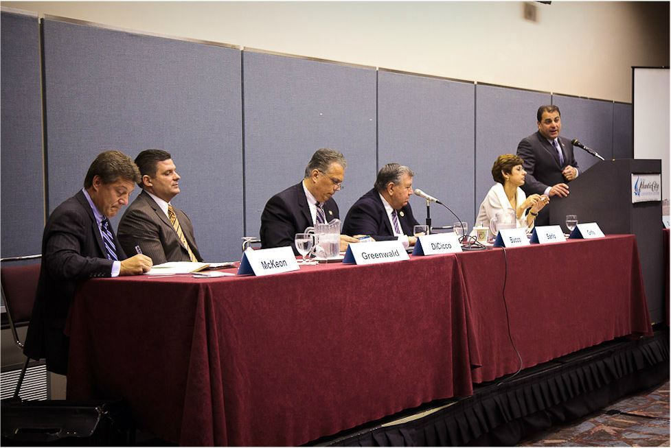 Panelists at 2010 Annual Conference