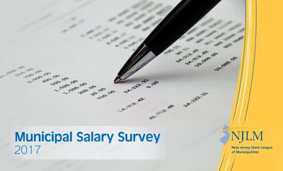 Municipal Salary Survey 2017 Cover Photo