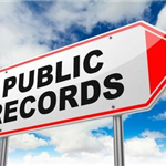 Public Records Arrow
