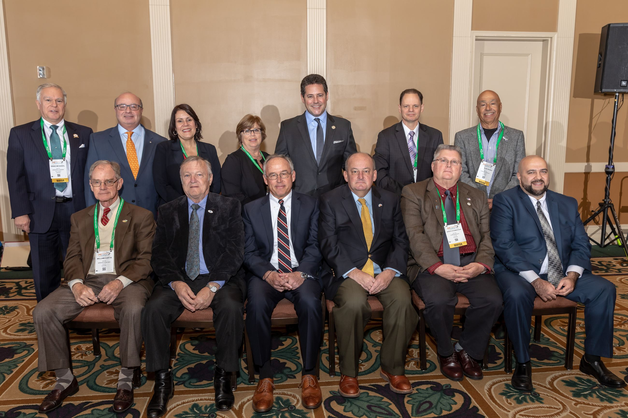 Mayors Hall of Fame 2018 Silver Level Honorees
