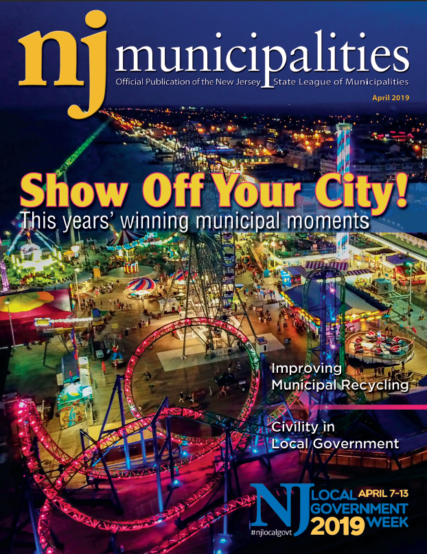 April NJ Municipalities magazine cover mini picture